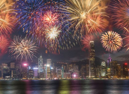 Hong Kong Cancels Its Famed New Year's Eve Fireworks Display over Protest Worries