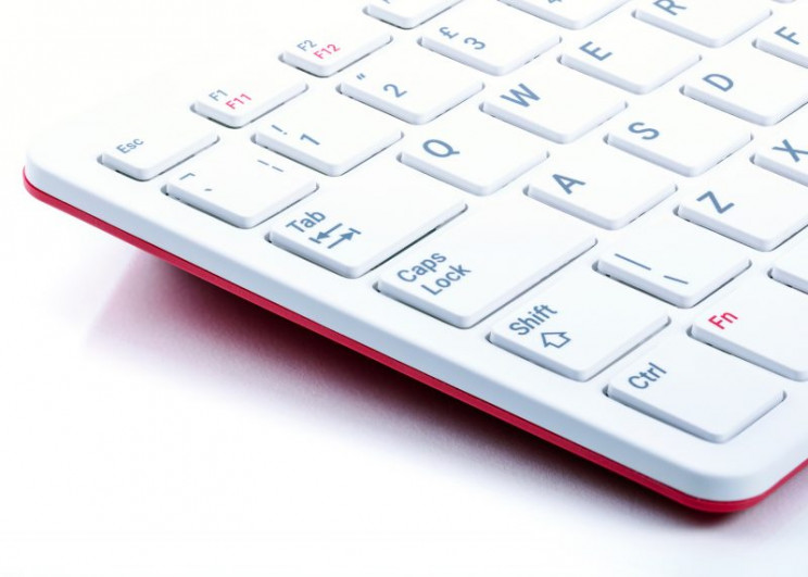Raspberry Pi Reveals '400', Computer Built into a Compact Keyboard