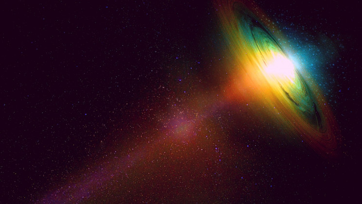 Scientists Say Black Holes Might Lead to the Birth of New Universes