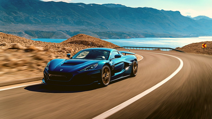 The Rimac Nevera: A New All-Electric Hypercar With 1,914 HP