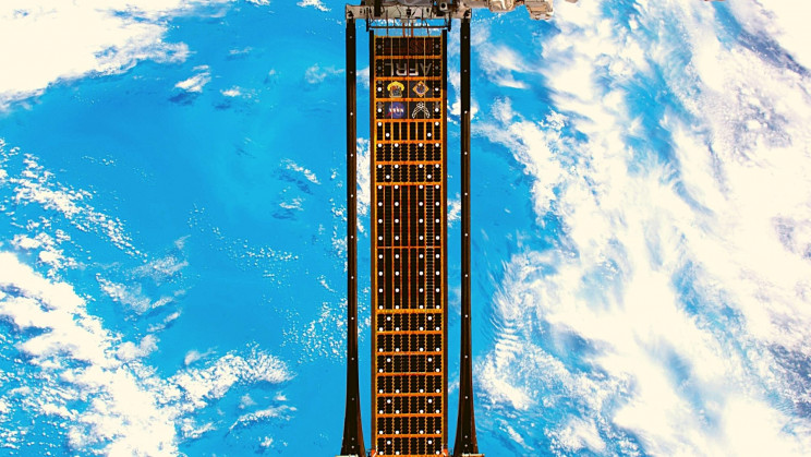 The ISS Is Getting a Major 120-kW Solar Array Upgrade
