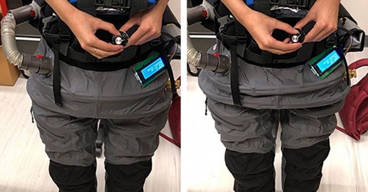 NASA-Backed Space-Overalls Keep Astronauts Healthy in Microgravity