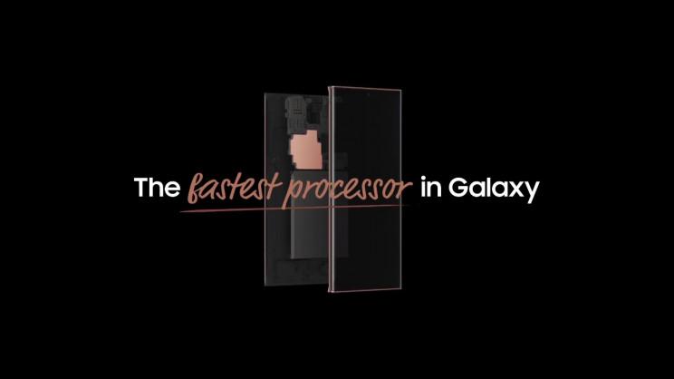 Samsung Fastest Processor