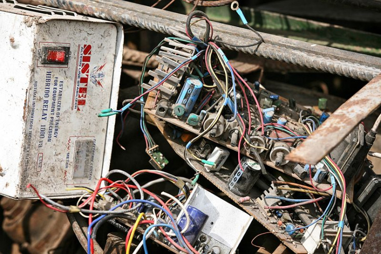 e-waste and gold