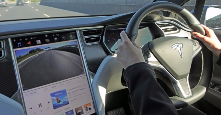 Tesla Finally Delivers Its 'Full Self-Driving' Beta 9.0