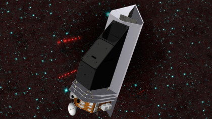 NASA Is Building a State-of-the-Art Asteroid Hunting Telescope