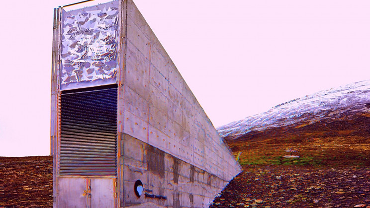 Another Doomsday Vault Near the North Pole Will 'Future-Proof' Music