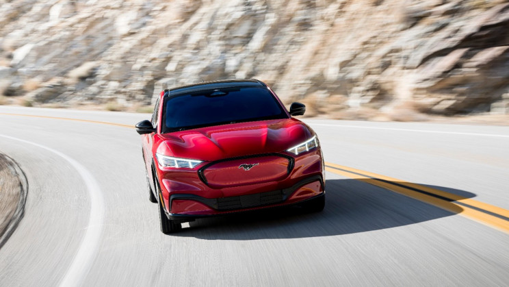 Ford Mustang Mach-E Sets World Record For Electric Vehicle Efficiency