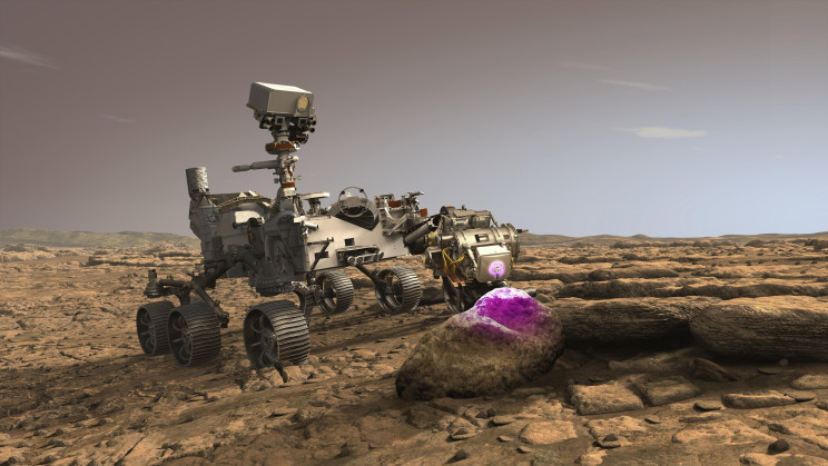 Is There Life on Mars? A Look at Potential Aliens on the Red Planet