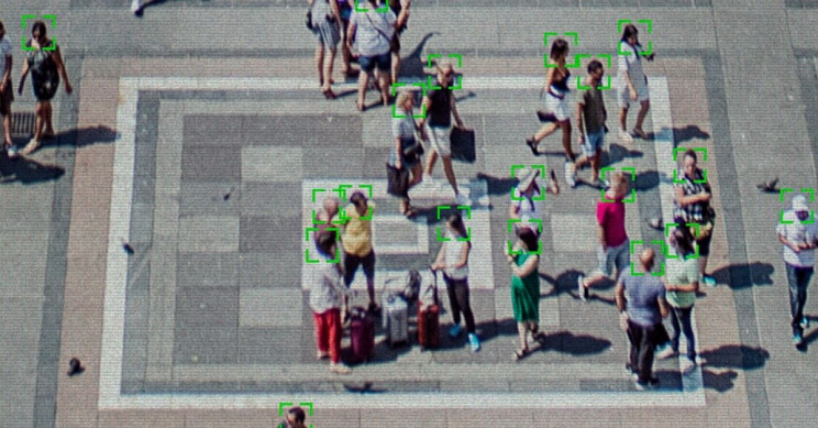 Dystopian AI Patent Uses Facial Recognition to Identify Homeless and Drug Users