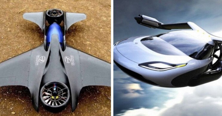 11+ Real World Flying Car Projects