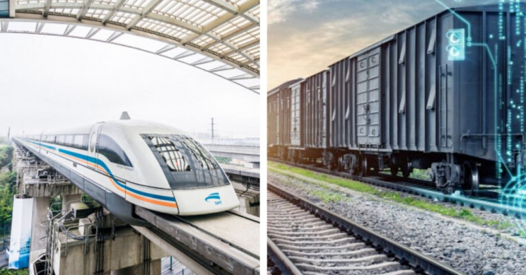 Radical Railways: 15 Technologies that Could Drive the Future of Trains