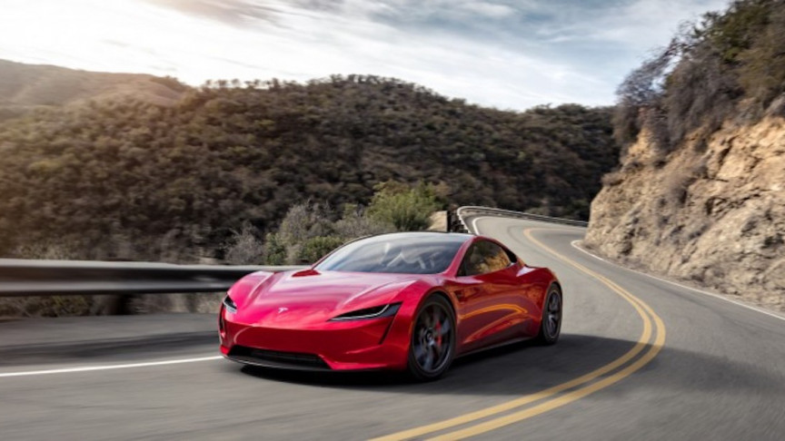 Next Gen Tesla Roadster Set To Exceed Insane Prototype
