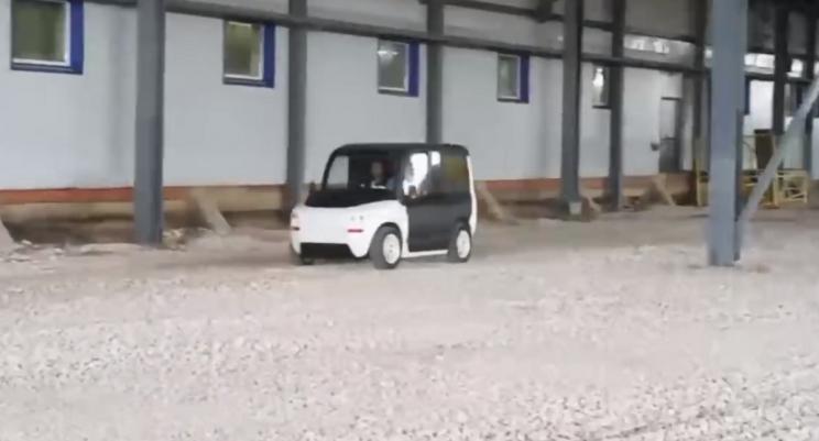 Zetta E-Car