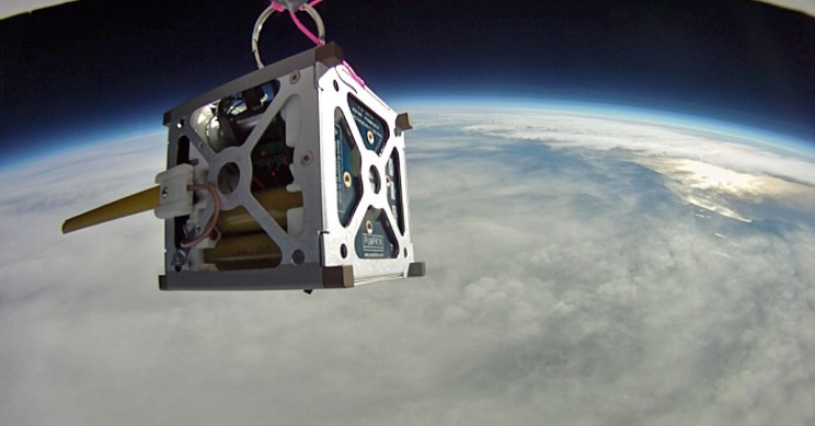 NASA Funds Shoebox-Size Space Satellite From Berkeley Students