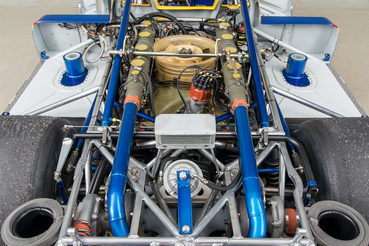 Porsche 917/30's Incredible Engine Rebuilt With Help From Its Original Engineers