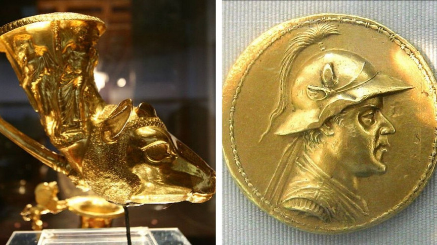 10 of the Most Valuable Treasure Troves Ever Found