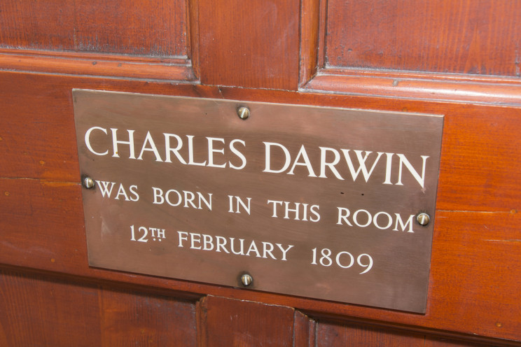 Charles Darwin's Birthplace Transformed Into a University