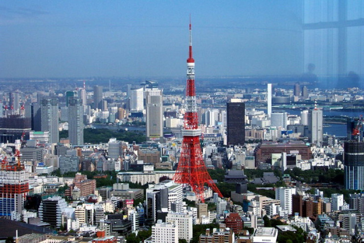 tokyo tour guide tower