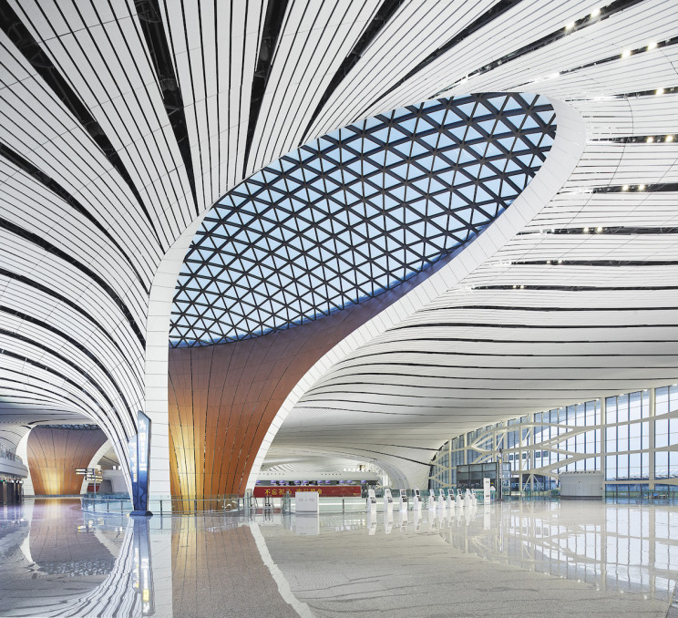 Beijing Daxing Airport Is Now Open and It Has the World's Largest Terminal