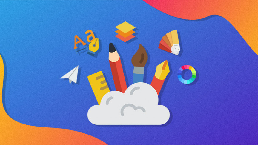 Become a Graphic Designer with This 65-Hour Training Bundle