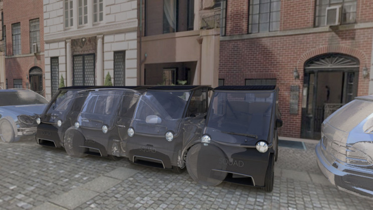 This New Electric Vehicle is a Sun-Fueled Urban Mobility Dream