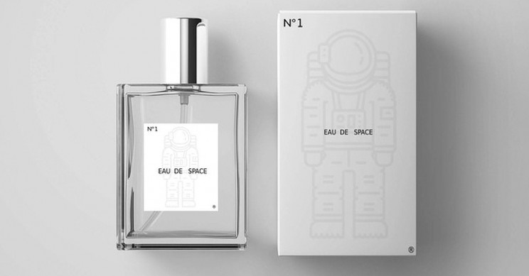 NASA's Eau de Space Will Make You Smell Like Space Without Leaving Earth