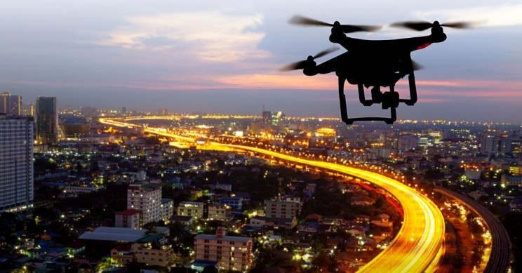 FAA Approves Commercial Drone Use at Night in the US