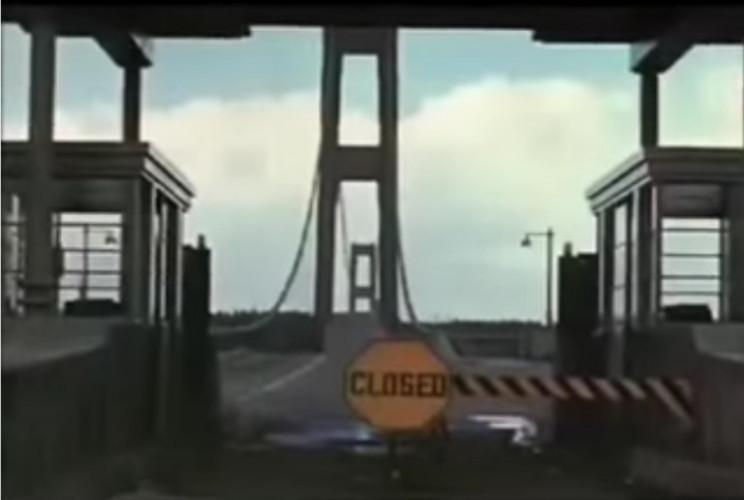 Tacoma Narrows Bridge closed