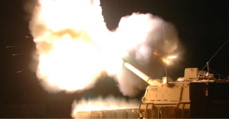 US Army Tests Long-Range Cannon, Hits Target 43 Miles Away