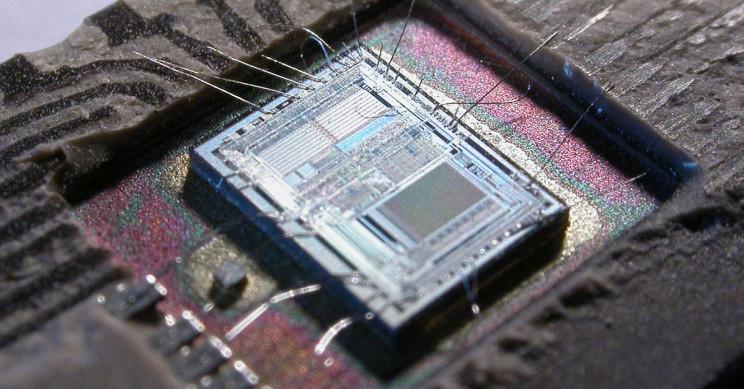 8-Bit Microprocessor