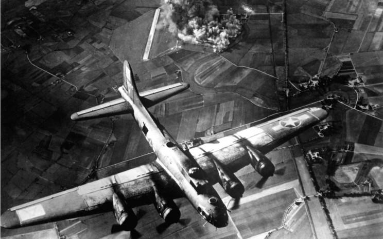Allied Bombing in Europe