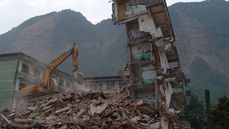 A Major Disaster in China Destroyed Sichuan's Schools. Here's Why.