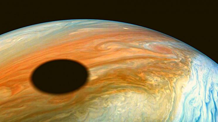 Something Enormous Just Slammed Into Jupiter