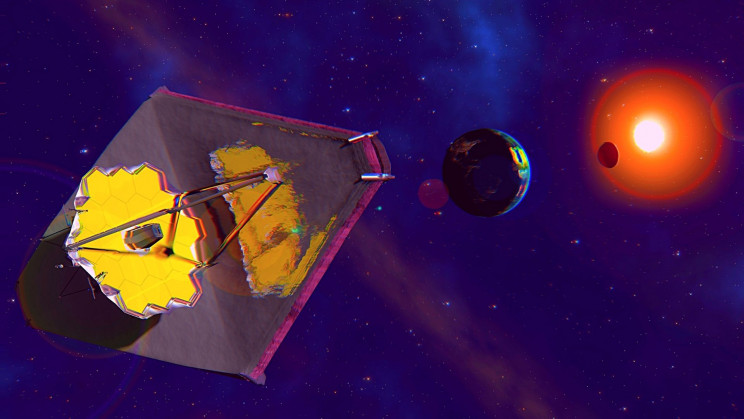 It's Official. NASA's James Webb Telescope Is Launching in December