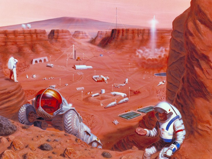 Making a Garden on the Red Planet: How Could We Colonize/Terraform Mars?