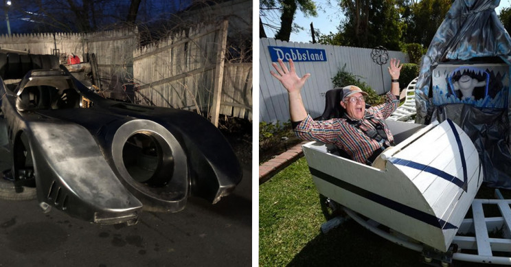11 of the Most Unbelievable Things Built in People's Backyards