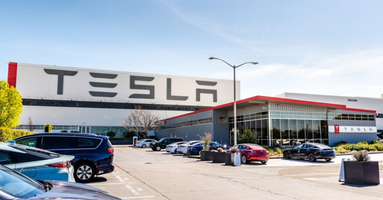 Tesla's Fremont Factory Workers May Be Called Back to Work This Week