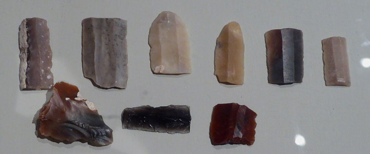 earliest human inventions stone tools