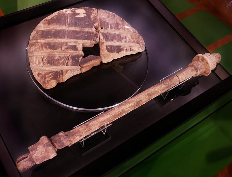 earliest human inventions wheel