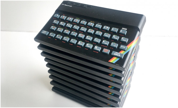 ZX Sinclair, ©LOAD ZX Spectrum Museum