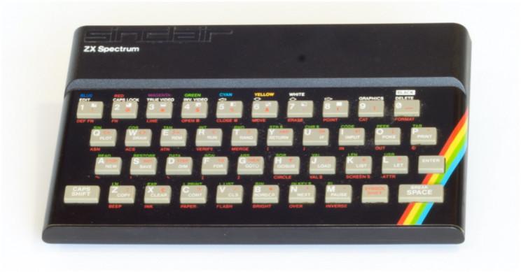 Sinclair ZX Spectrum, ©LOAD ZX Spectrum Museum