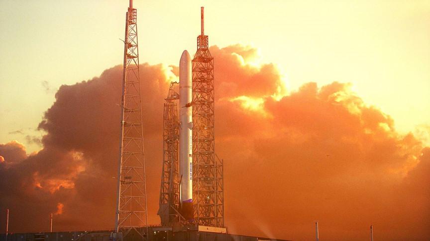 Blue Origin Just Officially Delayed New Glenn Orbital Rocket's First Flight