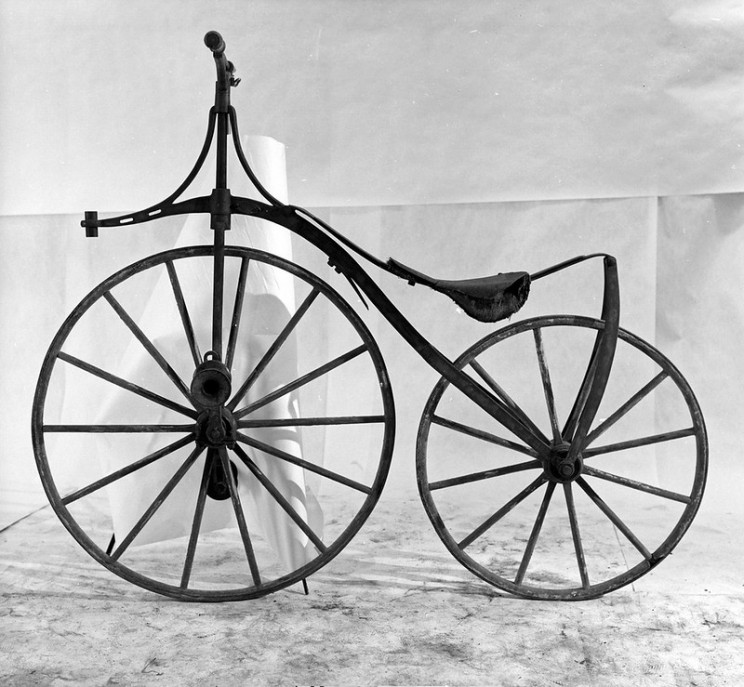 bicycle history boneshaker