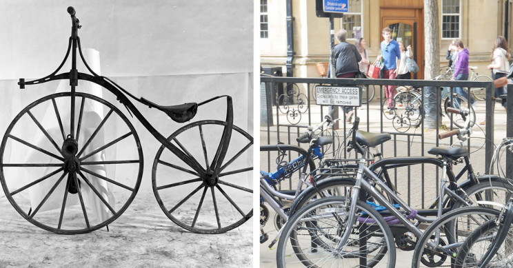 The Long and Fascinating History of the Bicycle