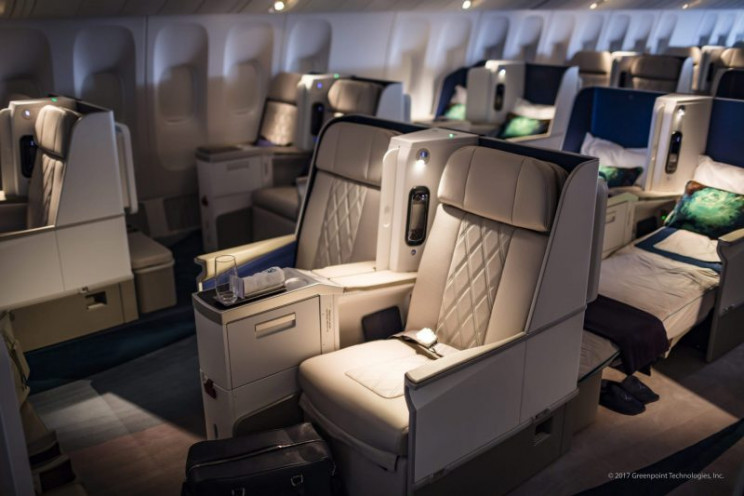 Inside of Luxury Boeing 777 Jet That Is Now Flying COVID-19 Cargo Instead of VIP Passengers