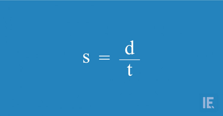 Speed Equation