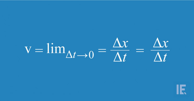 Instantaneous Velocity Equation