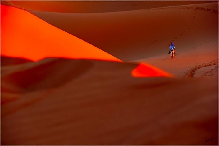 desertification dunes
