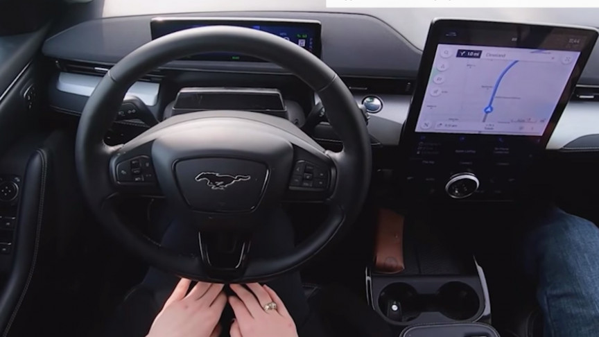 Watch Ford Trial Its Hands-Free Driving Tech On a 110,000-Mile Road Trip